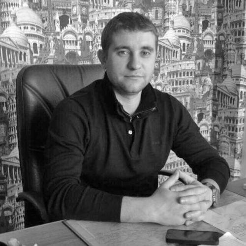 Александр Марков, юрист в компании