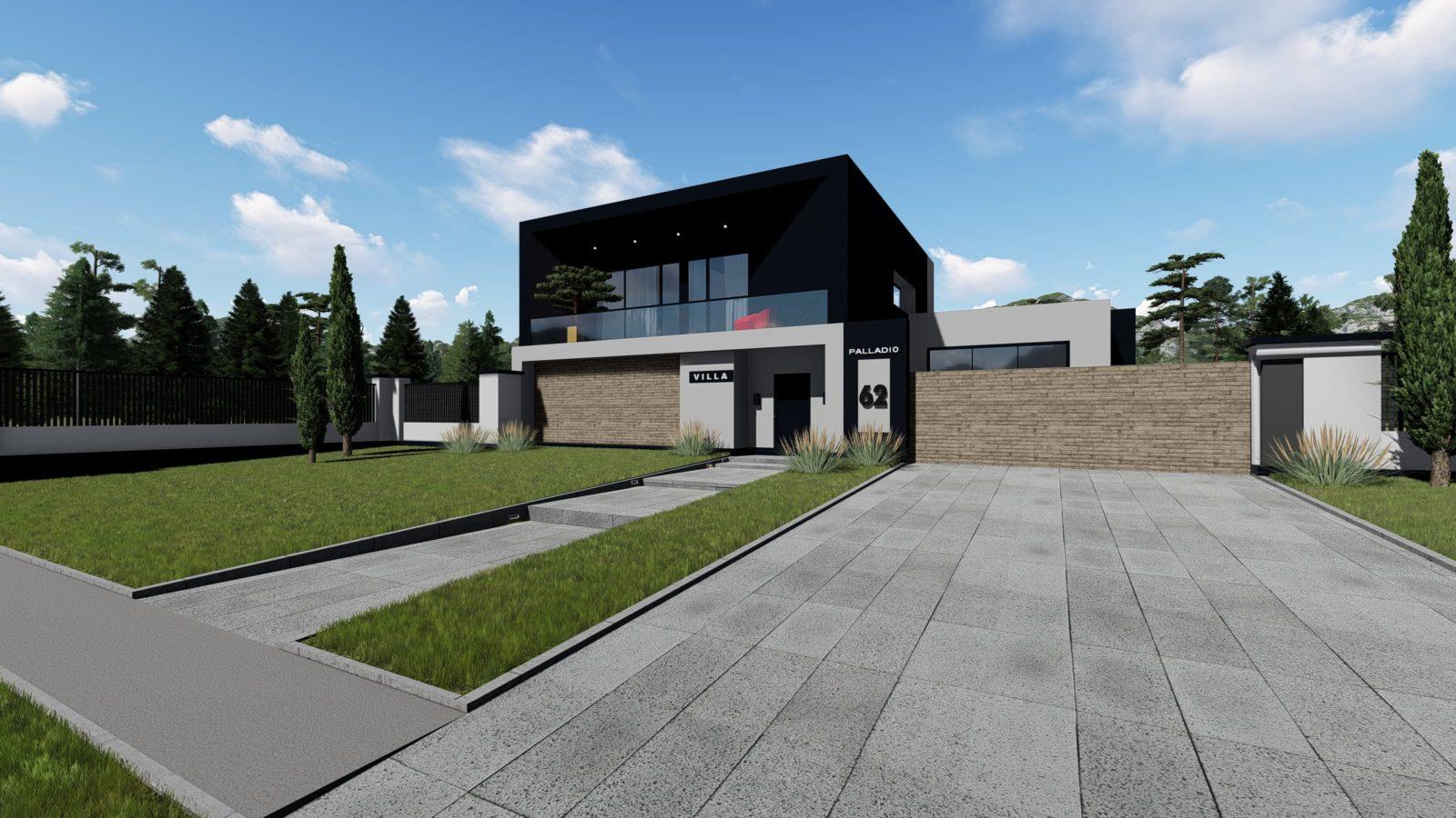Проект Villa